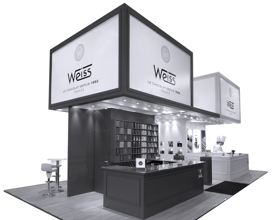 Standiste concepteur espaces ph m res v nementiel for Salon evenementiel paris